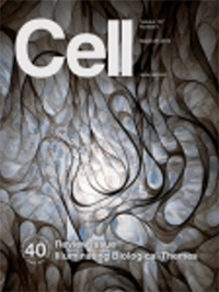 Cell journal front cover