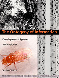 The ontogeny of information front cover