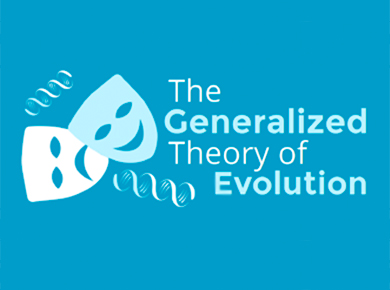 The Generalized Theory of Evolution logo