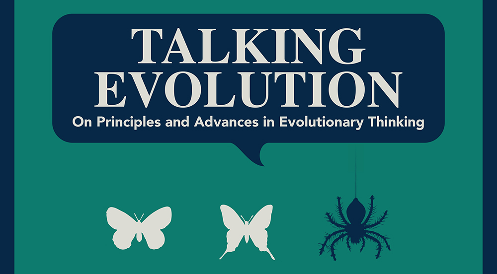Talking Evolution conference logo