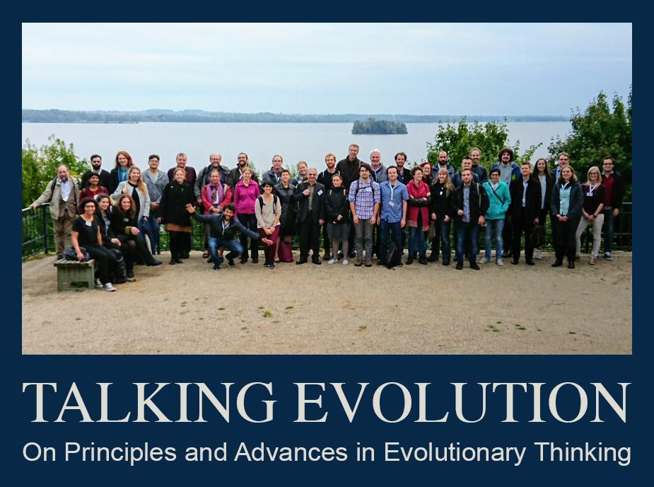 Talking Evolution workshop report thumbnail
