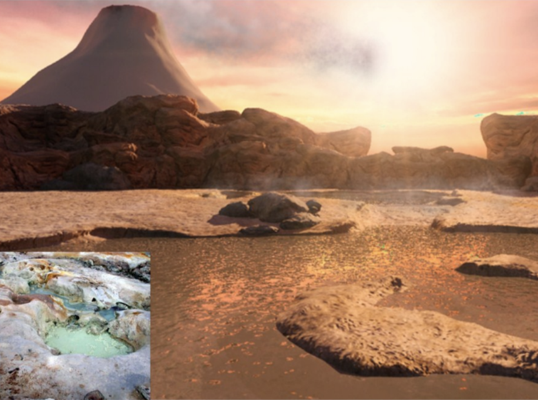 The Hot Spring Hypothesis for the Origin of Life and the Extended Evolutionary Synthesis thumbnail